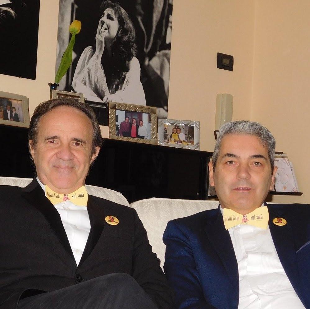 per la scelta più originale la foto di Leone Facoetti e Pietro Barcella