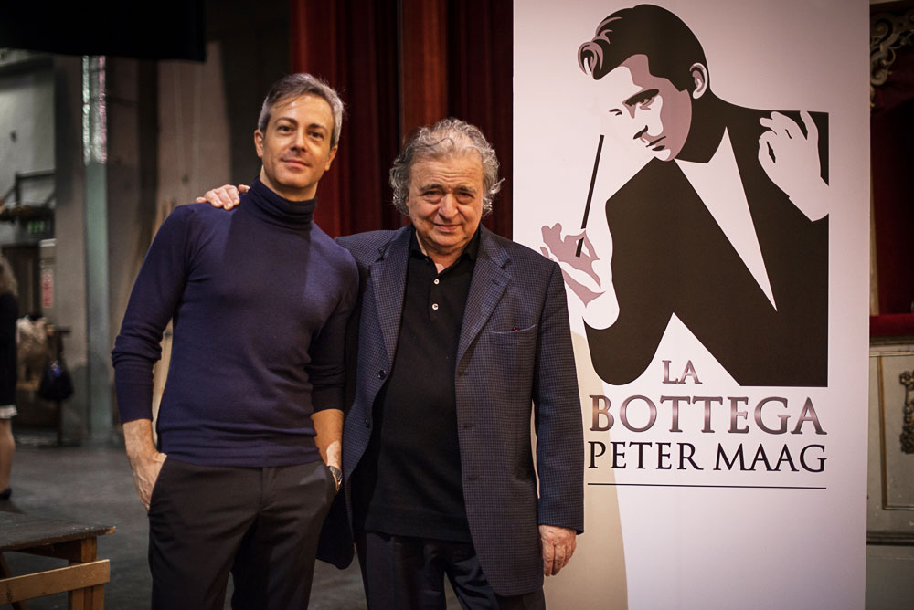 Nicola Guerini e Donato Renzetti