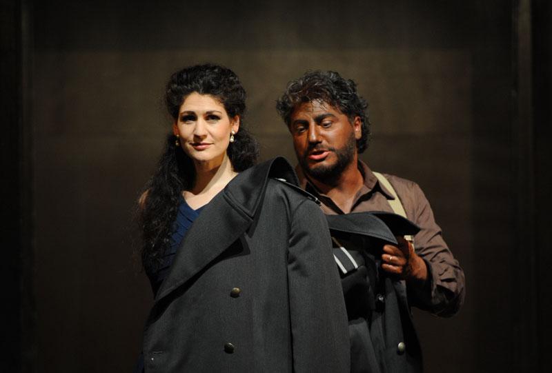 OTELLO (BERLIN) with José Cura: Copyright: Barbara Aumueller
