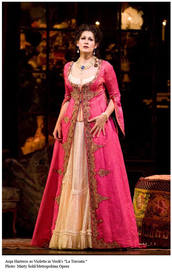 LA TRAVIATA: Marty Sohl/Metropolitan Opera