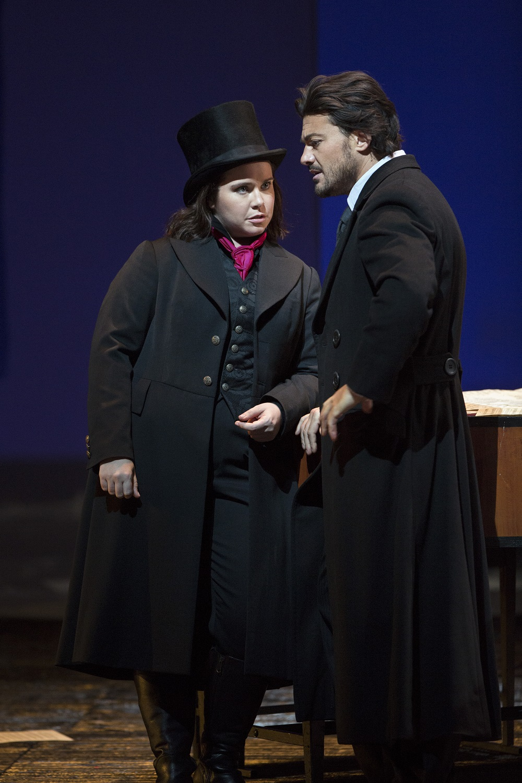 Photo: Marty Sohl/Metropolitan Opera