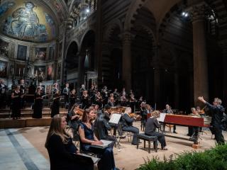 The English Concert and Choir - Festival Anima Mundi, Pisa