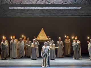 Aleksandr Vinogradov e il Coro del Teatro Regio - Foto Ramella&Giannese
