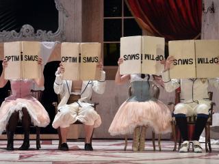 Ottimismo, Voltaire e il Candide