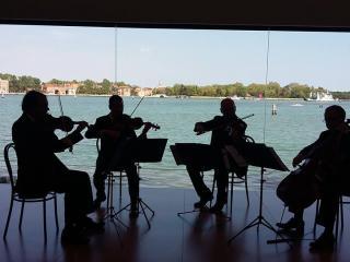 Quartetto di Venezia - foto @quartettodivenezia