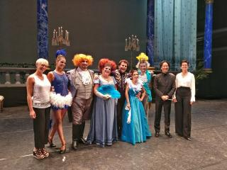 Foto tratta dalla pagina Facebook del Teatro Verdi di Trieste