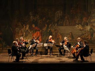 Berliner Philharmoniker Streichoktett - Photo @ Musikàmera