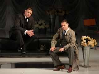 Klaus Florian Vogt e Markus Werba - credit Brescia/Amisano – Teatro alla Scala