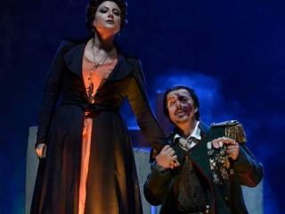 I Masnadieri all'Opera di Bilbao con Vladimir Stoyanov