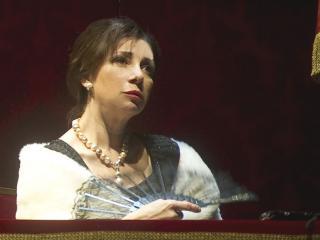Tiziana Fabbricini - Foto Finotti