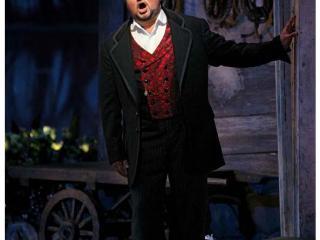 Ramón Vargas (Faust) Metropolitan Opera House New York Copyright: Marty Sohl/Metropolitan Opera