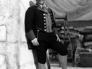 Luciano Pavarotti nel ruolo di Tonio
