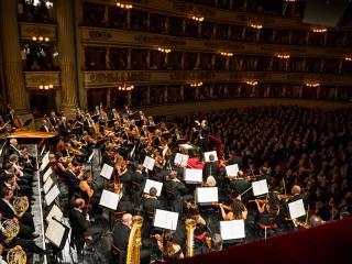 credit G. Gori -  Filarmonica della Scala