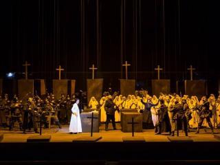Il salvataggio di Leonora © Yasuko Kageyama / Teatro dell'Opera di Roma