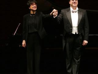 Beatrice Benzi e Luca Salsi - credit Brescia/Amisano – Teatro alla Scala