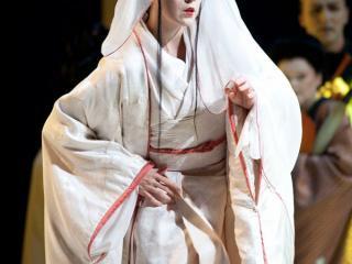 Cio Cio San in London - Copyright Mike Hoban, Royal Opera House