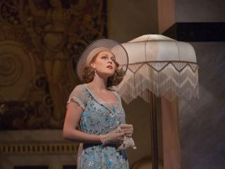 LA RONDINE at the MET - Copyright Ken Howard Metropolitan Opera House
