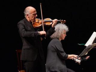 Massimo Quarta e Stefania Radaelli - foto pagina Facebook @luccaclassica  · Festival