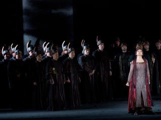 Tatiana Serjan - foto di Silvia Lelli - Opera di Roma