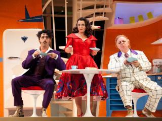 Paolo Bordogna, Emma Matthews & Conal Coad. Photo Lisa Tomasetti