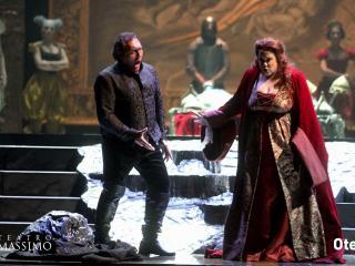 foto del Teatro Massimo di Palermo
