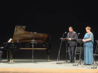 Valerio Galli, Devid Cecconi, Rebeka Lokar, Angelo Villari - immagine tratta dalla trasmissione tv