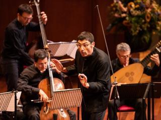 Giulio Prandi e Orchestra Ghisleri - ph. Anna van Kooij