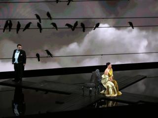 Eleonora Buratto e George Petean - ph. credit Brescia/Amisano - Teatro alla Scala