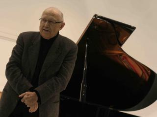 Piero Rattalino, foto di Daniele Lazzara