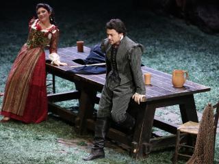Vittorio Grigolo e Annalisa Stroppa - ph. Teatro alla Scala