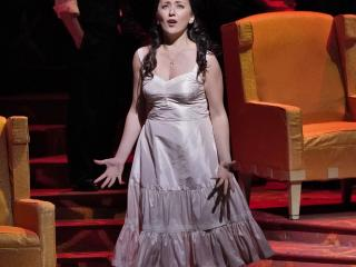 Rosa Feola - Photo: Ken Howard / Met Opera
