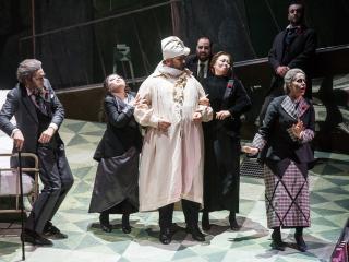 """ph. Teatro Comunale """"Luciano Pavarotti"""" Modena"""