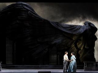 Francesco Meli e Anna Netrebko - Credit Brescia/Amisano – Teatro alla Scala