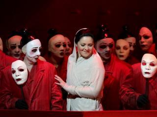 Maria Agresta: Foto Brescia/Amisano – Teatro alla Scala