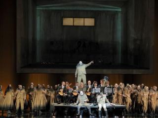 Ensemble und Chor der Bayerischen Staatsoper, Bayerisches Staatsorchester - © Wilfried Hösl