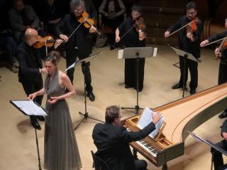 Foto concessa dall'ufficio stampa del Festival Monteverdi Cremona