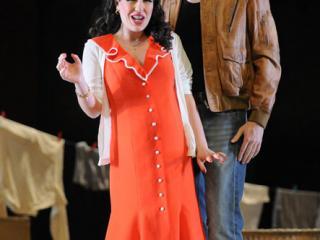 David Alegret - Il Turco in Italia. Gran Teatre del Liceu. Barcellona © A Bofill