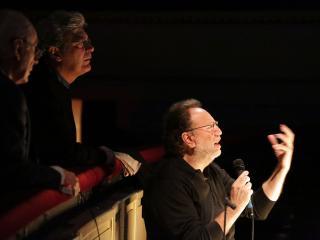 Casoni, Martone e Chailly - ph. Teatro alla Scala