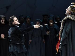 José Bros e Michele Pertusi - Foto Teatro Regio Parma