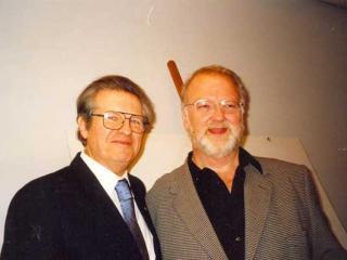 Ugo Benelli e Chris Merritt
