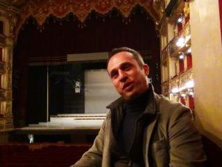 Giampaolo Bisanti durante la nostra intervista - © OperaClick