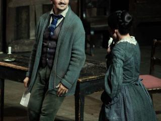 Piotr Beczala e Angela Gheorghiu - foto del Teatro alla Scala
