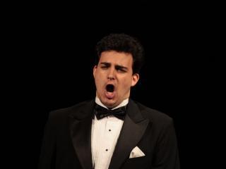 il baritono Andrea Borghini