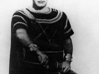 Il tenore Umberto Borsò