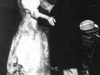 Maria Callas con Ettore Bastianini nella famosa Traviata scaligera