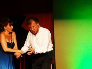 Linda Campanella e Marzio Giossi - © OperaClick, Danilo Boaretto
