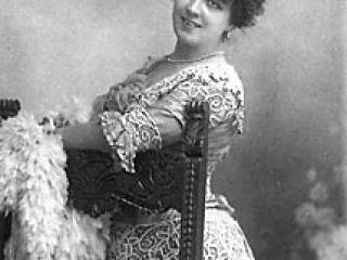 Il soprano Ada Giachetti