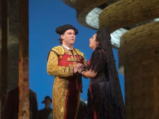Massimo Cavalletti - Escamillo (Carmen, Met) - foto di Ken Howard