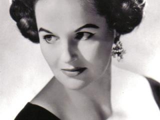 Anna de' Cavalieri in una foto anni '50