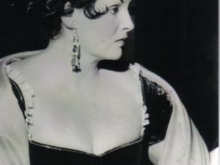Anna de' Cavalieri - Tosca - Bruxelles, 1962
